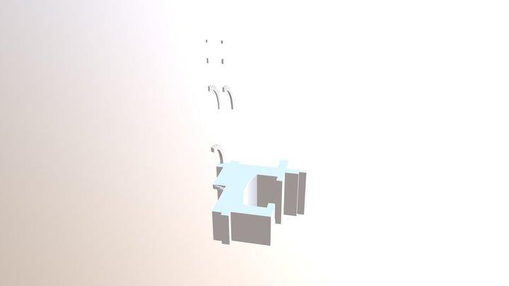 Axo Inverse 3D Model