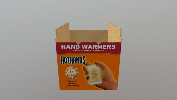 HOTHANDS MODELS MASTER MAY2019 3D Model