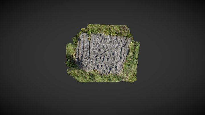 Backstone Beck 04 (July 2013) 3D Model