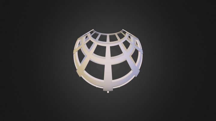 stereographic_projection 3D Model