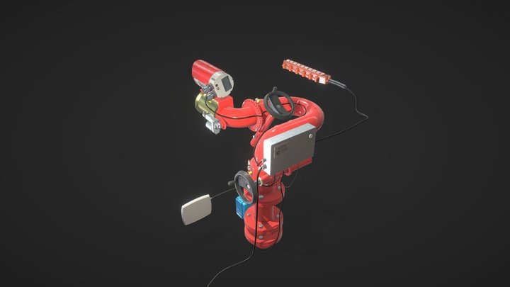 UPR 3D Model