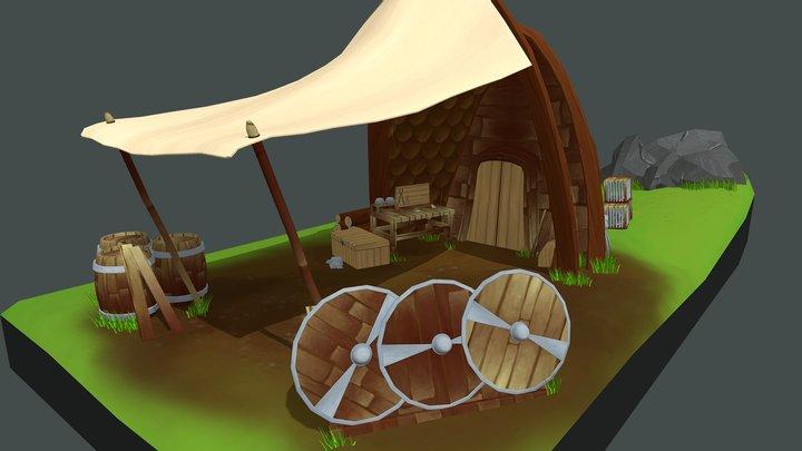 Lenaerts_Michiel_GameArtExam 3D Model