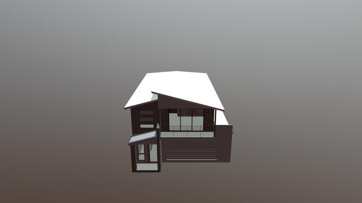 SUNVISTA - Ava 1a - DECK 3D Model