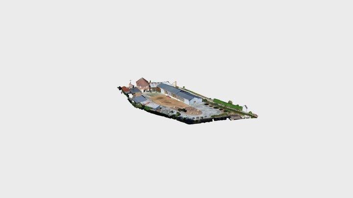 Aménagement paysagé 3D Model