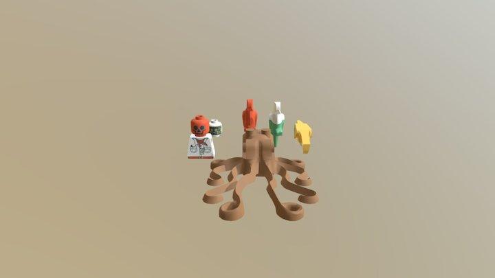 UntitledModel 3D Model