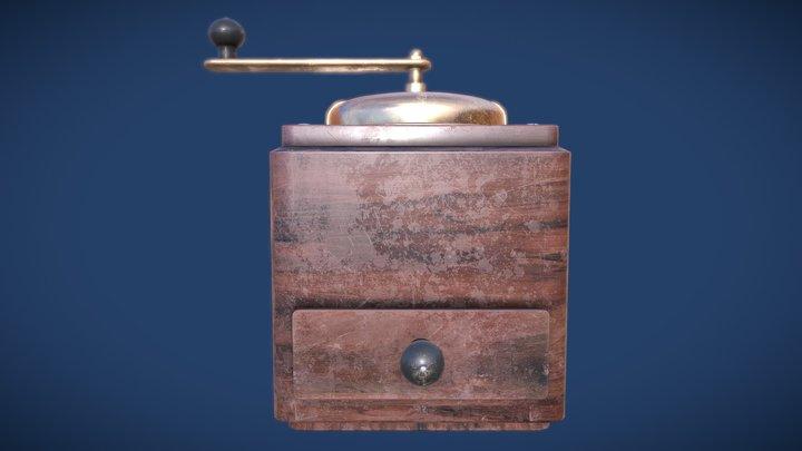 Coffee- Grinder 3D Model