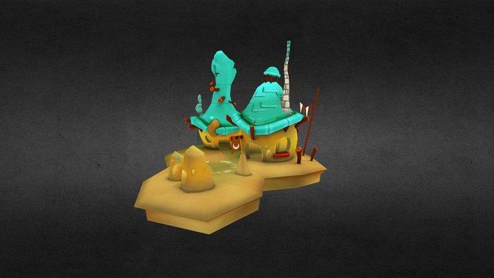 byb 3D Model