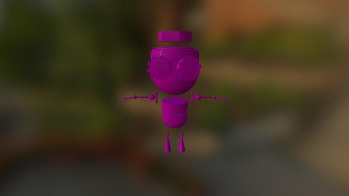 ฺRobot 3D Model