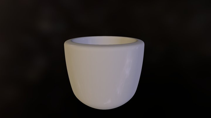 Apollo's Espresso Cup 3D Model
