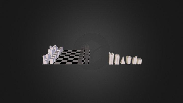 chess_2014_04 3D Model