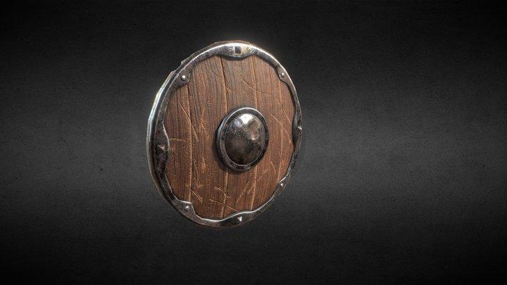 Shield Model 3D Model