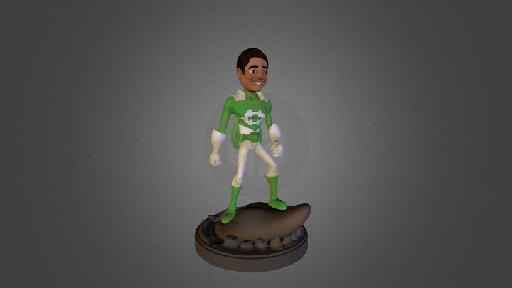Supersharing  3D Model