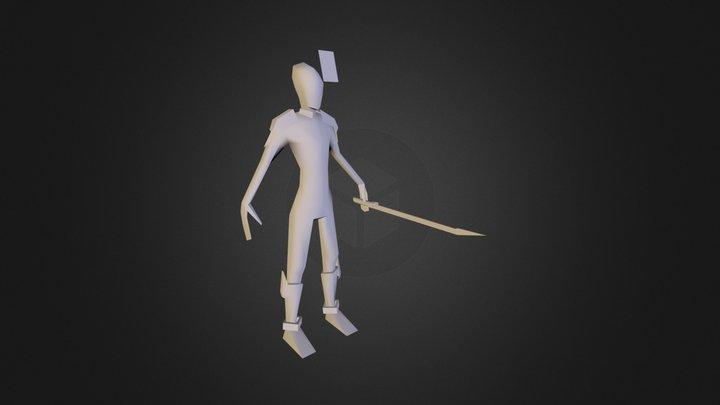 zeroBase.obj 3D Model