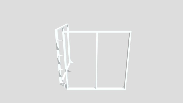 Cyc Corner 3D Model