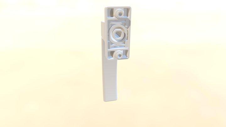 Klima Handle 3D Model