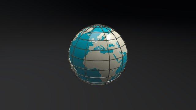 Lonelyleap Locations 3D Model