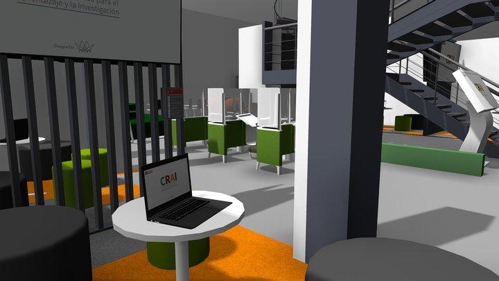 CRAI Nivel 1 / Sede Quinta de Mutis 3D Model