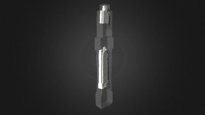 Toureen Peckaun Cross 3D Model
