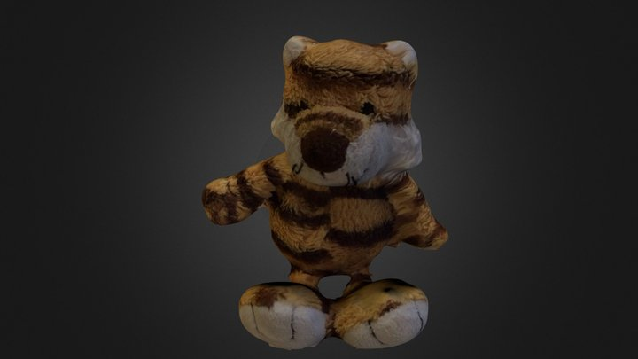 Stuffi 3D Model