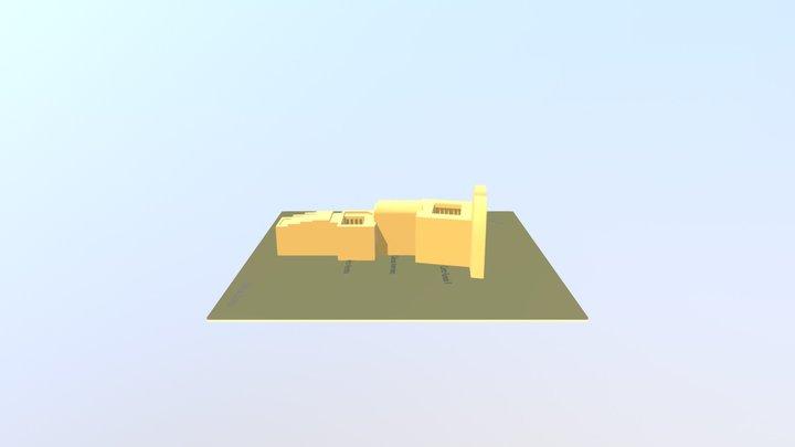 Luxor 3D Model