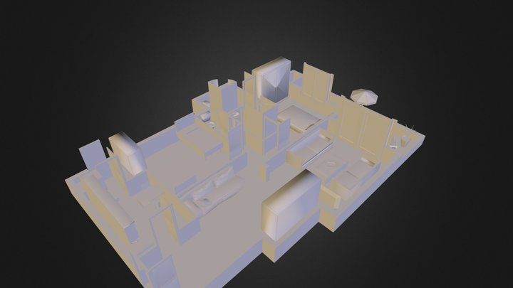 app seul empire 2 3D Model