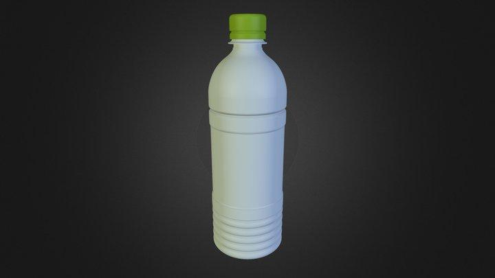 Yeo's bottle 3D Model