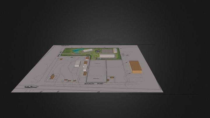 OCDOT_CandS_5_2013 3D Model