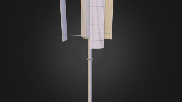 wiatrak2 3D Model