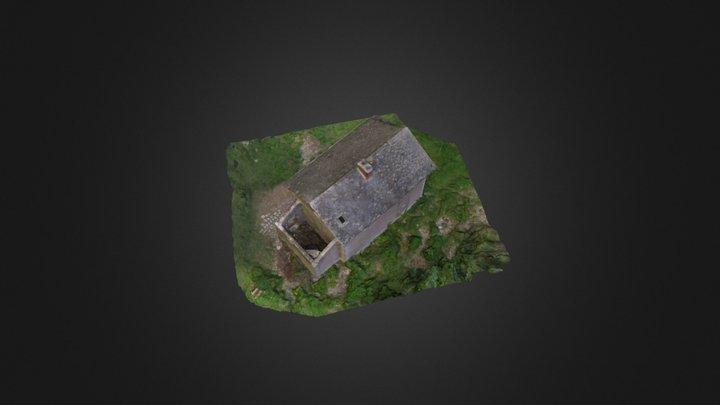Maison Tom 3D Model