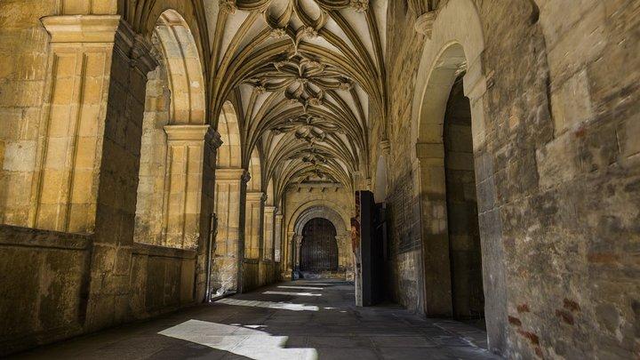 Galería de la Basílica de San Isidoro (León) 3D Model