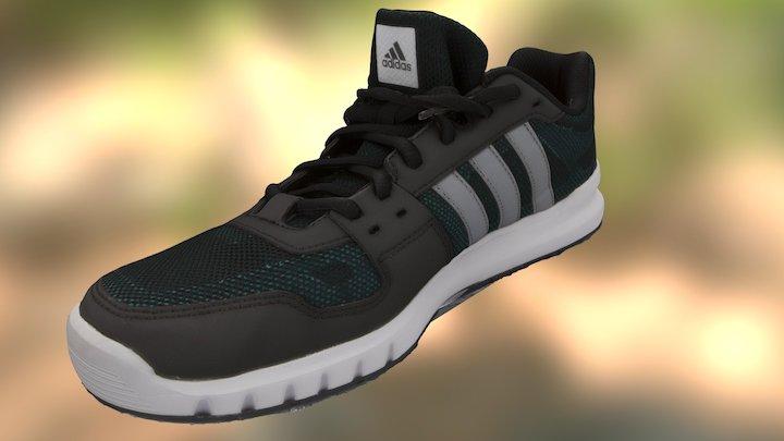 Adidas Shoe 3D Model