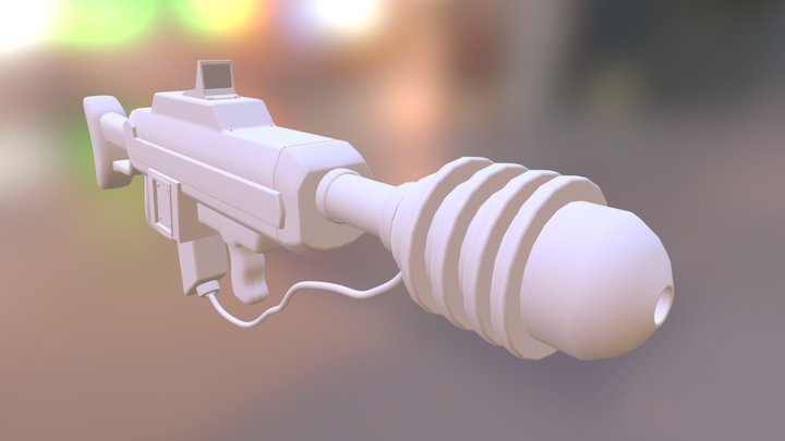 Compulsoy 2: Weapon 3D Model