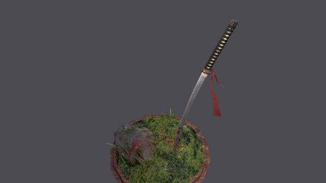 Katana_2.0 3D Model
