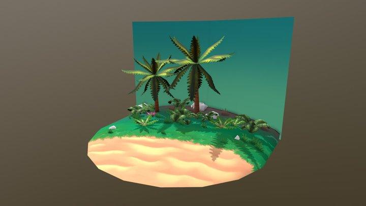 Amazon Dexii Theme 3D Model
