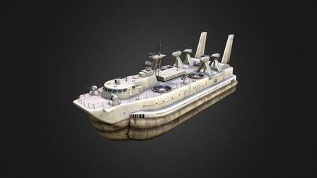 Aist 3D Model