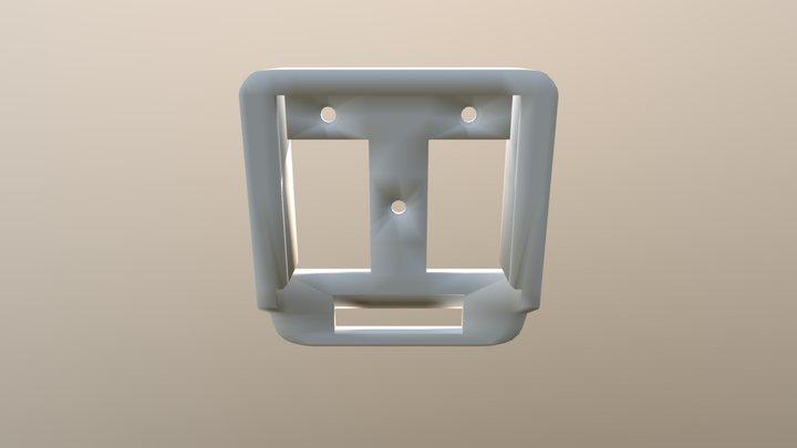 Makita Mount 3D Model
