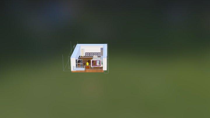 balc 3D Model