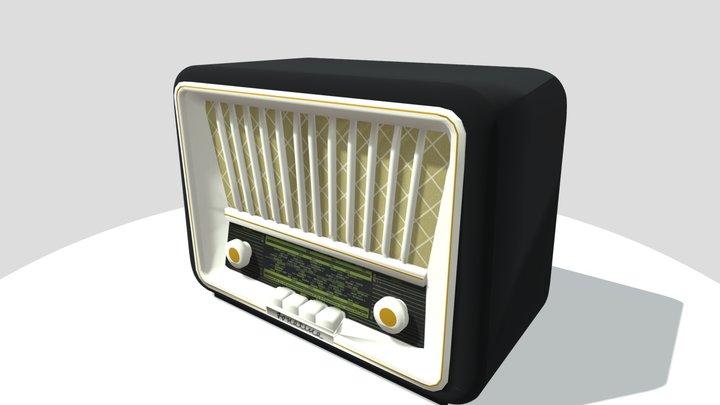 Sonatina 3D Model