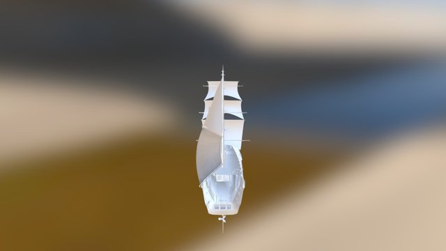 triumph-brig 3D Model
