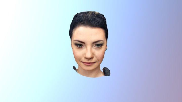 Aida 3D Model