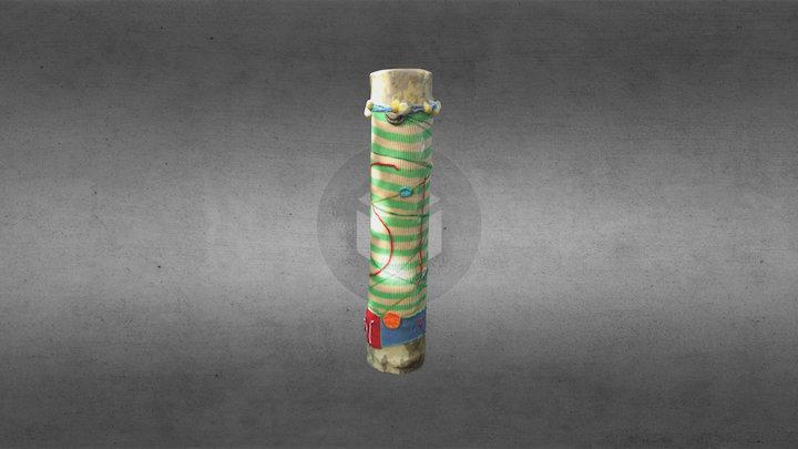 Ganxet Urbà 16 3D Model