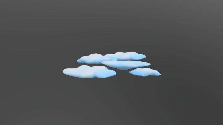 Rain 3 3D Model