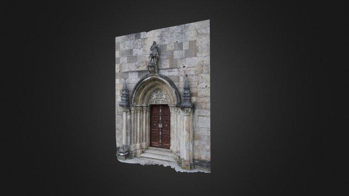 Stiftskirche Heiligenkreuz 3D Model