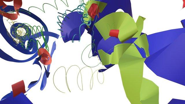 Teleporting doodles 3D Model