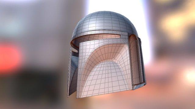 Boba Test FBX 3D Model
