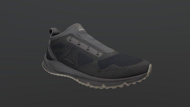 Reebok shoe sneaker — FREE 3D Model