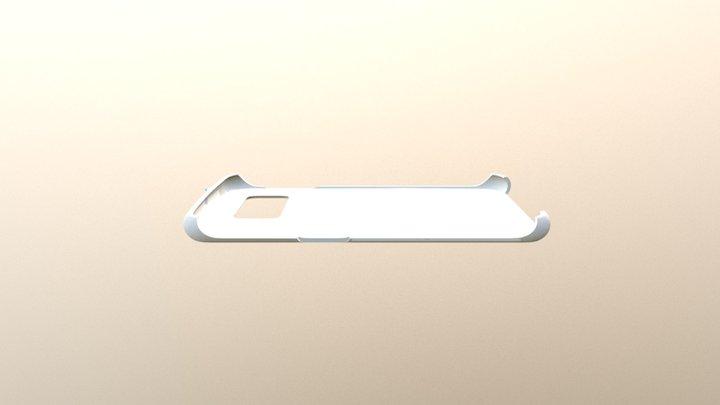Samsung Galaxy S6 Edge 3D Model