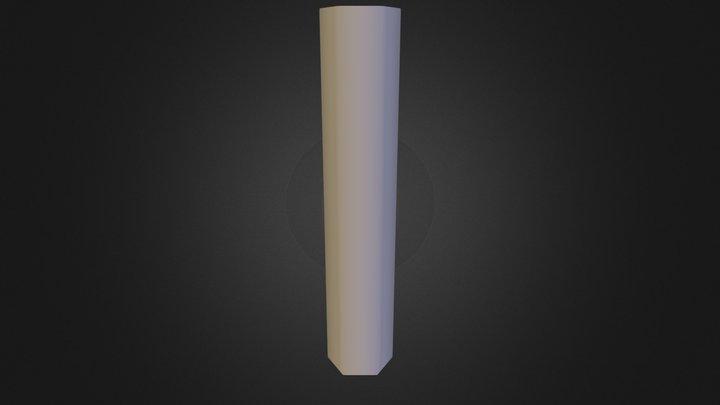 Straightpipe 3D Model