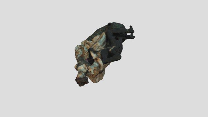 Фарфоровая пара 3D Model