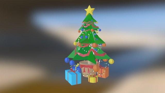AS Xmas Tree 3D Model